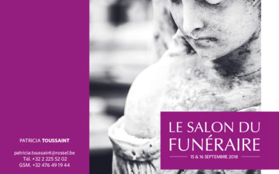 Salon de funéraire – 15 & 16 SEPTEMBER 2018